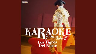 Mi Buena Suerte (Karaoke Version)