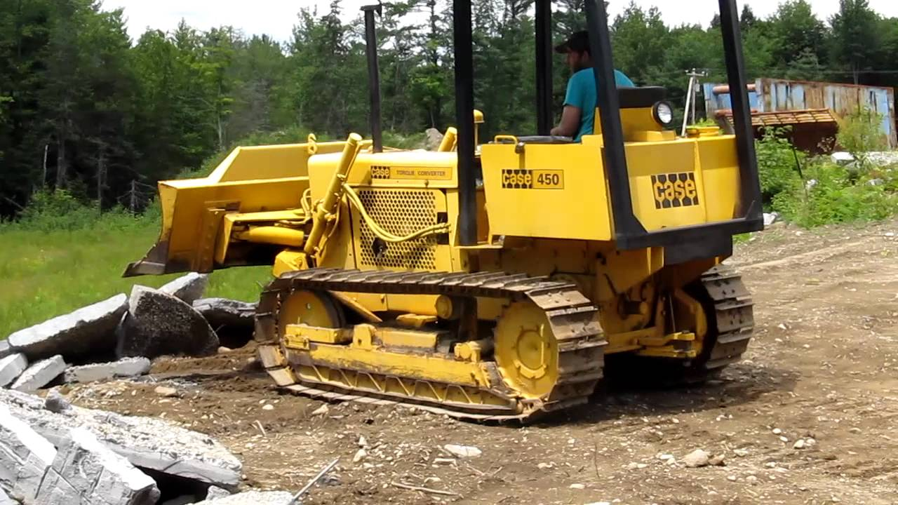 Case 450 Dozer For Sale At Www Atthe Com Exports Welcomed