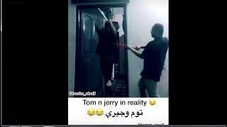 توم وجيري باليمني هههه tom and jerry in reality