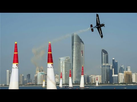 Air Racing in the Skies of Abu Dhabi - Red Bull Air Race 2015
