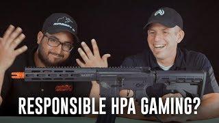 Responsible HPA Gaming? w/ Wolverine - Airsoft GI