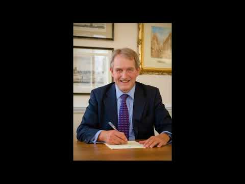 Owen Paterson explains the purpose of our letter to the Prime Minister