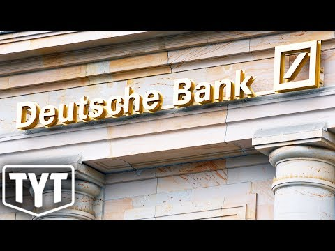 Deutsche Bank RAIDED!