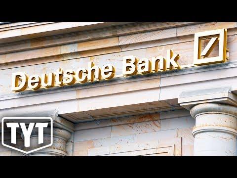 Deutsche Bank RAIDED!