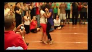 OSC 2012 - Kizomba / Passada Intro Workshop