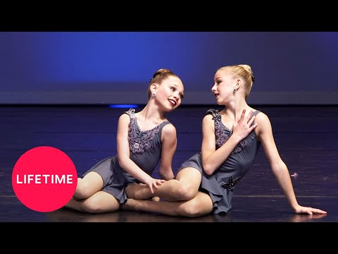 Dance Moms: Maddie and Chloe's Modern Jazz Duet -
