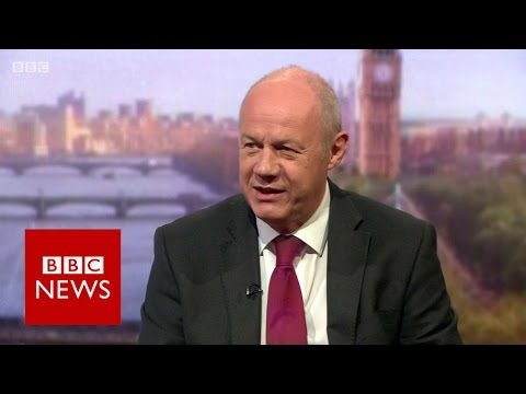 Damian Green: 'No more cuts to welfare budget planned' - BBC News