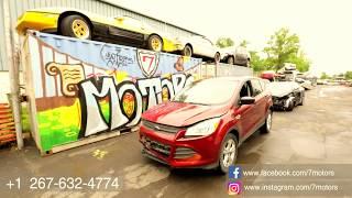 видео Автомобили Ford Escape: продажа и цены
