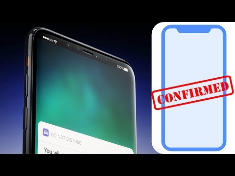Apple Leaks iPhone X FINAL Design & Features!