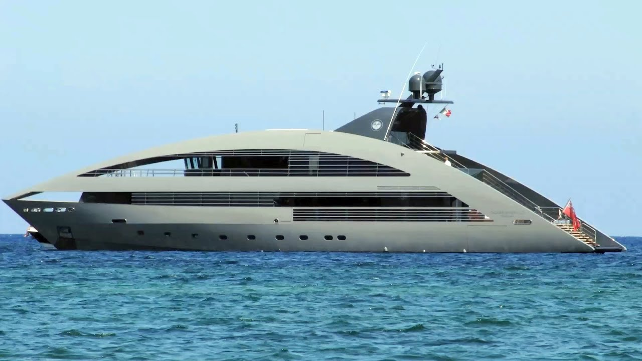 Norman Foster Superyacht Hd Youtube