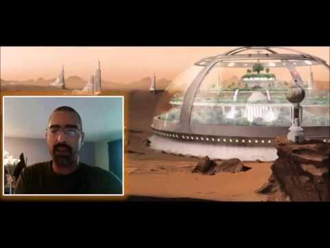 Sage of Quay Radio - Randy Cramer - Super Soldiers Moon Bases Mars Oct 2014
