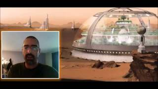 Sage of Quay Radio - Randy Cramer - Super Soldiers Moon Bases Mars Oct 2014