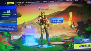 Sell Fortnite account with Renegade Raider