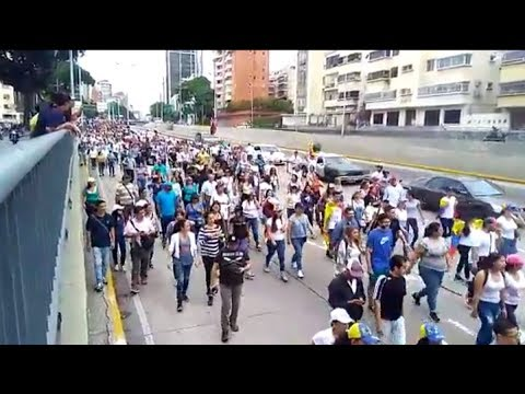 Tensión en Cúcuta por ayuda humanitaria a Venezuela
