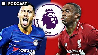 CAN LIVERPOOL STOP HAZARD? CHELSEA V LIVERPOOL | PODCAST