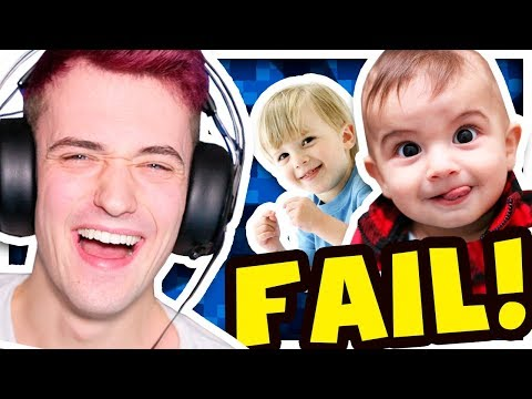 TRY NOT TO LAUGH – FUNNY KIDS FAILS!! 😂