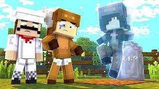 Minecraft Daycare - RIP NEW GIRLFRIEND! W/ MOOSECRAFT (Minecraft Kids Roleplay)