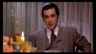 Scent Of A Woman - Akward Dinner