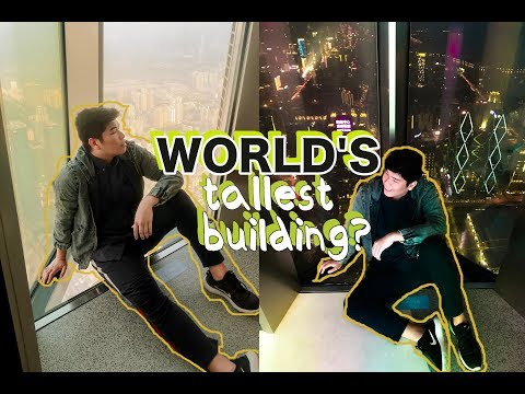 TALLEST BUILDING! SHENZHEN CHINA TRAVEL GUIDE | Christian La
