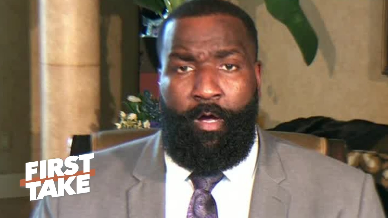 Kendrick Perkins commends Kyrie Irving's efforts and urges NBA players to unite | First Take