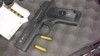Обзор пистолета ТТ-К. Не Кольта револьверы и пистолеты.Исторические факты.