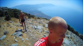 Mountain Running in Samos (Kerkis)