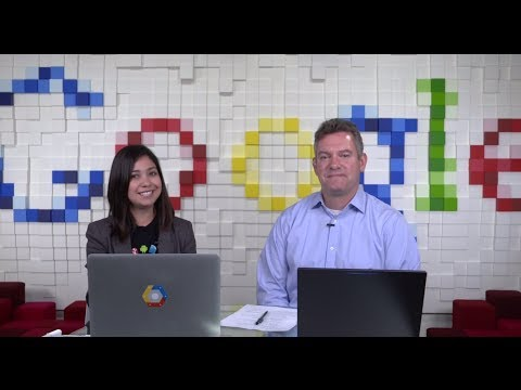 Hangout on Air - Enabling Mobile Workers with Google Drive & Hangouts