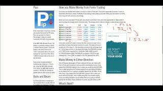 Forex 101 - Forex Basics #2 - Why Trade Forex?