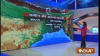 Know About The Land-Boundry Issue Between India & Bangladesh - India TV
