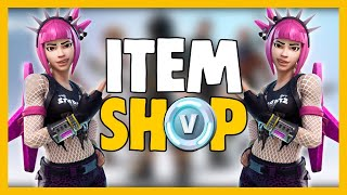 FORTNITE ITEM SHOP RESET - France DU 26 AU 27 MARS NEW POWER CHORD SKIN!!! |