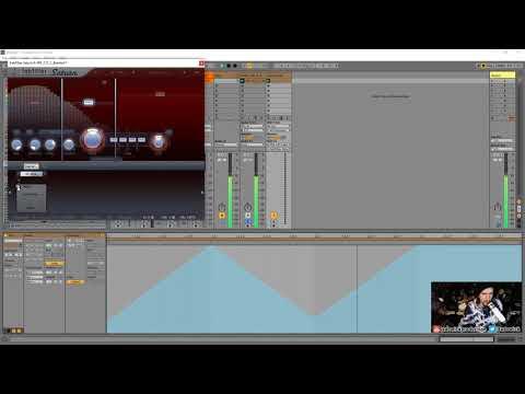 Ableton + FabFilter Plugin Modulation With MIDI Data