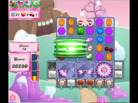 Candy Crush Saga level 2528 (NO BOOSTER)
