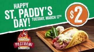 Maverik's $2 Hottie Pastrami St. Paddy's Day Flash Sale