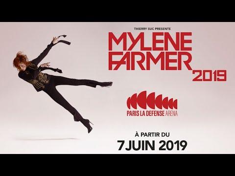 Mylène Farmer - Live 2019 (official Teaser)