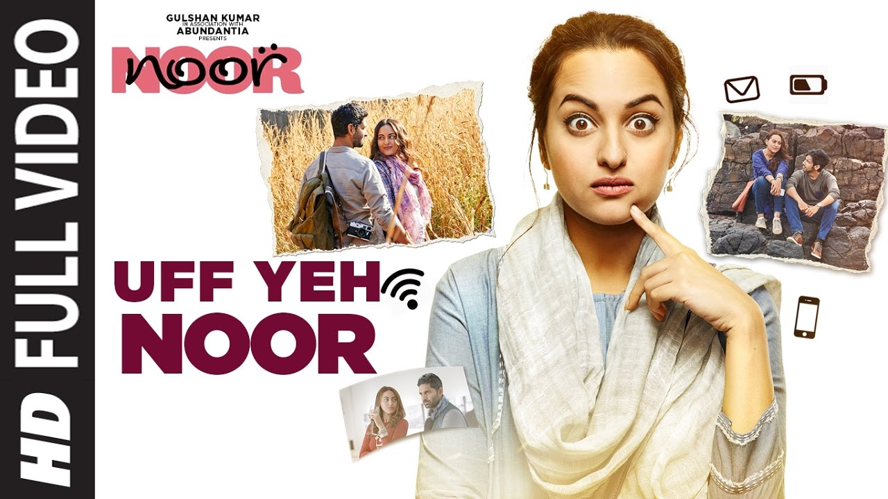 Download Uff Yeh Noor Full Video Song    Sonakshi Sinha   Amaal Mallik, Armaan Malik   T-Series