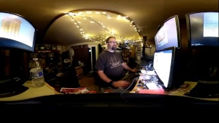 Smitty Working on SOMETHING: Testing 360 video live streaming