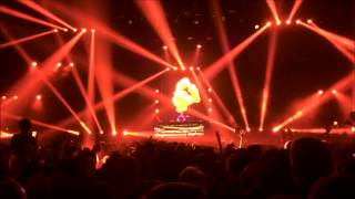Hardwell & Joey Dale feat. Luciana - Arcadia (Thomas Newson Remix) (San Francisco, 11-0 ...