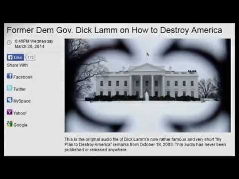 Dick Lamm: How to destroy a nation