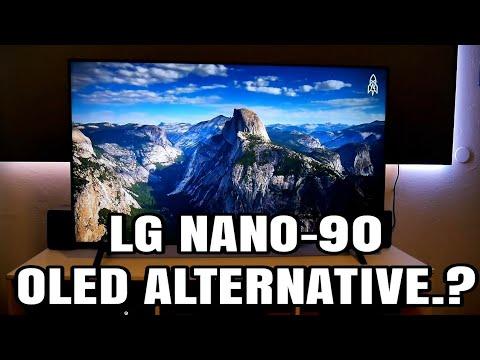 First Look at LG Nanocell Nano90