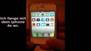 assistantconnect einfachste weg Siri auf anderem iphone zu benutzen iphone4