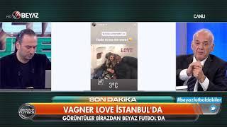 Ahmet Çakar: Vagner Love'ın yaptığı terbiyesizlik
