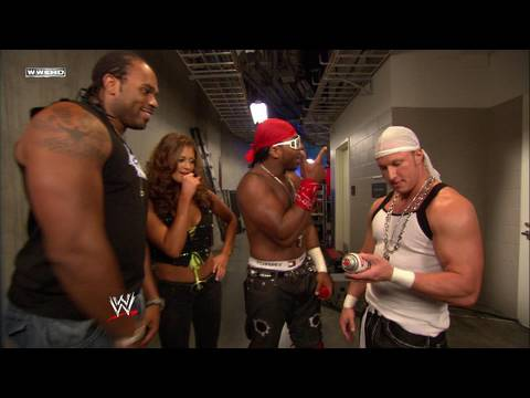 Cryme Tyme and Eve talk with Slam Master J