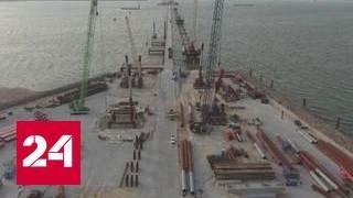Крымский мост превзошел пирамиду Хеопса