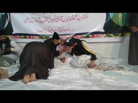 Urs hazrat syedna meeran shah wali ullah rh(6)