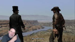 Early Morning In the Wild West Playing Red Dead Redemption