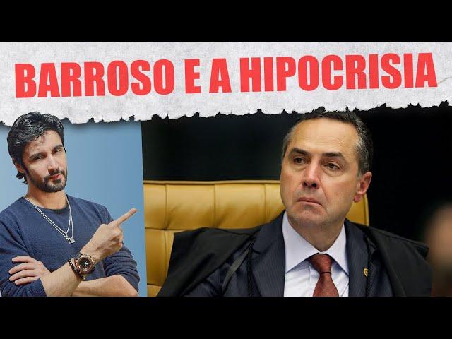sddefault Por que Barroso não cede a sua vaga no STF a um Negro? (veja o vídeo)
