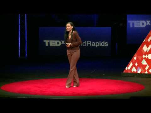 My black year: Maggie Anderson at TEDxGrandRapids