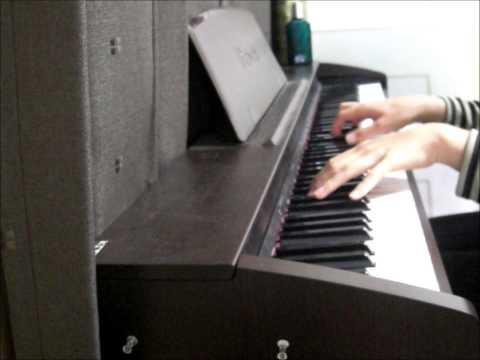 楽園の扉 【euphoria】 piano arrange