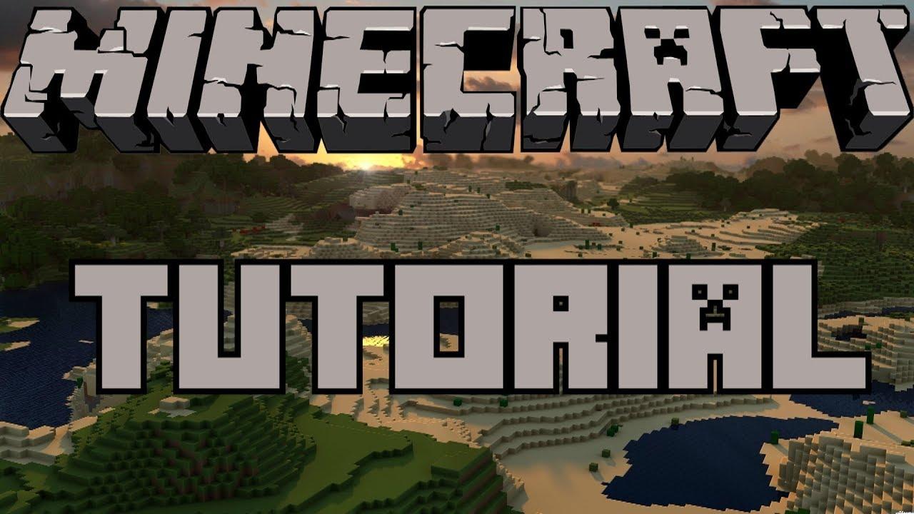 SO KANN MAN DIE SPIELEN Minecraft TUT YouTube - Minecraft spielen vollversion