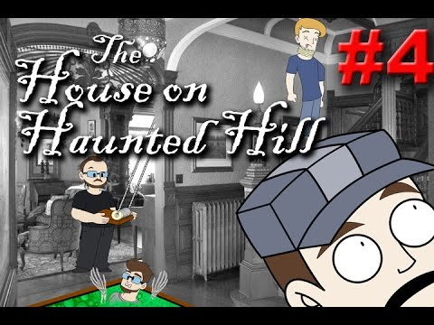 House on Haunted Hill - Swingers Party - Part 4 - Gag Reel